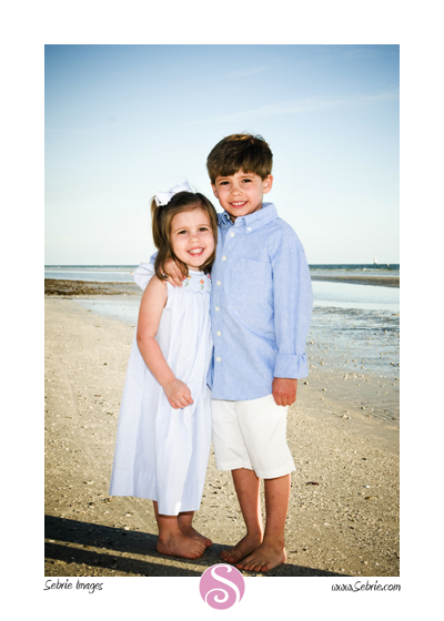 fort myers beach family portraits