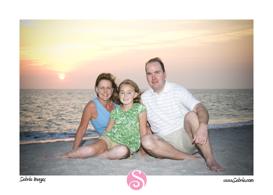 Captiva Island family portraits