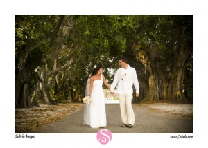 Boca Grande Candid Wedding Photographer