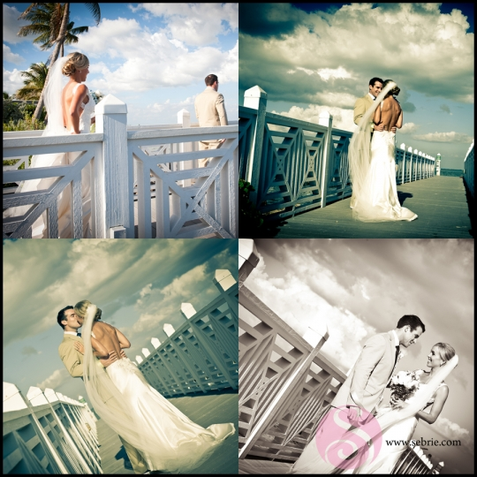 Captiva First Look Photography