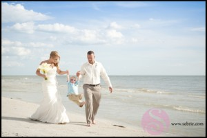 Pink Shell Beach Resort Wedding Photographer