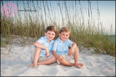 Captiva Island Childrens Portrait