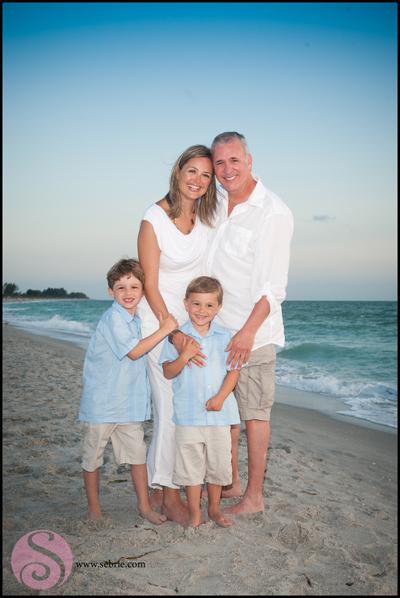 South Seas Resort Beach Portrait