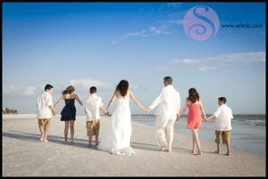 Fort Myers Beach Wedding Photographer