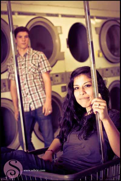 Fort Myers Creative Engagement Portrait