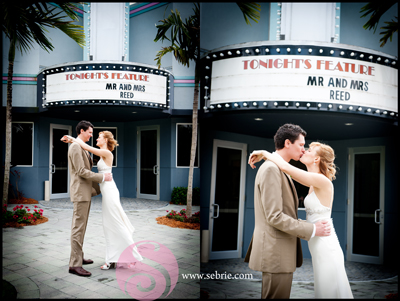 Fort Myers Creative Wedding Photography