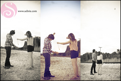 Fort Myers Creative Engagement Photography