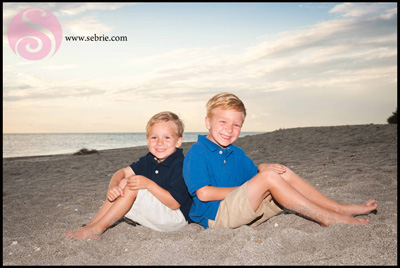 Captiva Island Beach Children