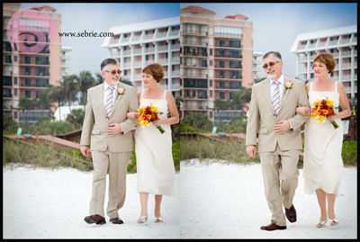 marco island wedding photography