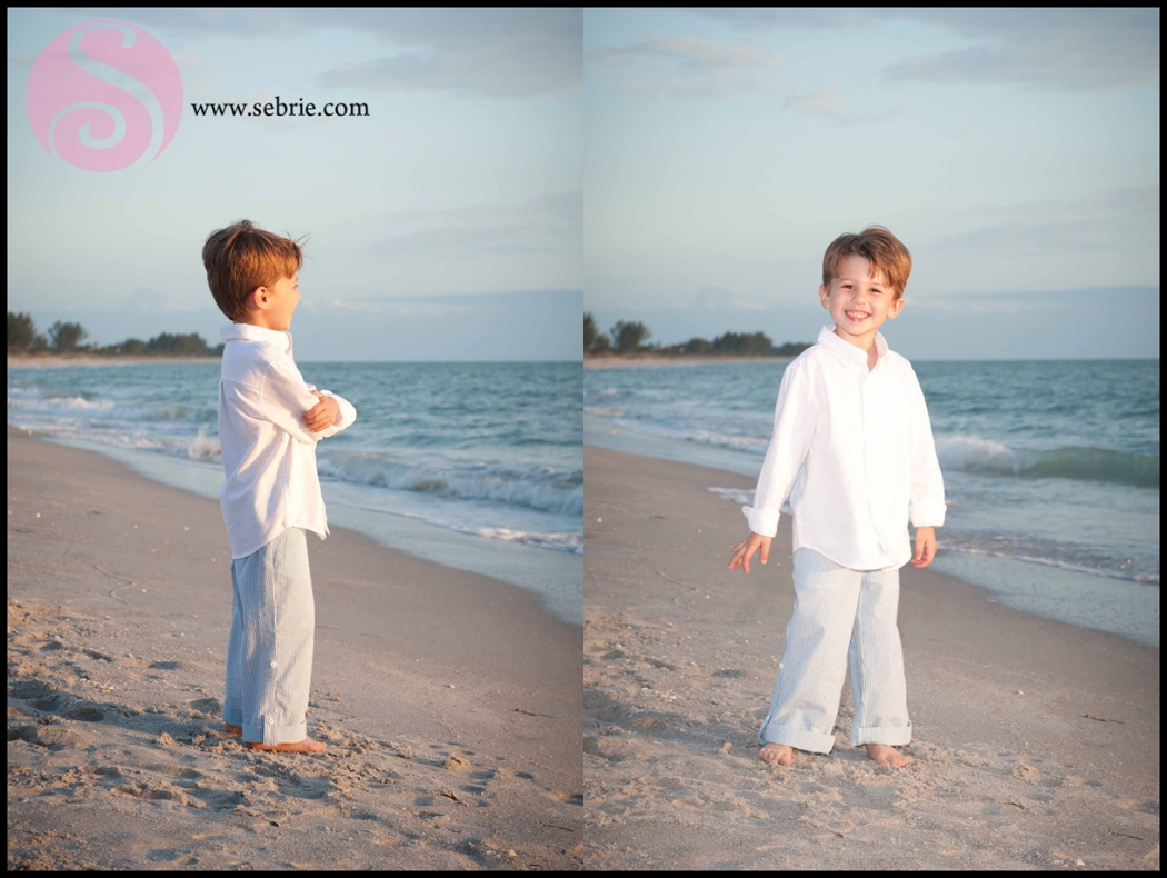 Childrens Beach Photography