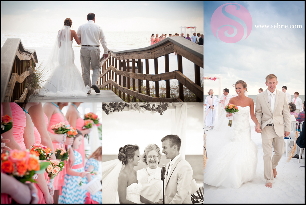 Fort Myers Beach Wedding Photographers