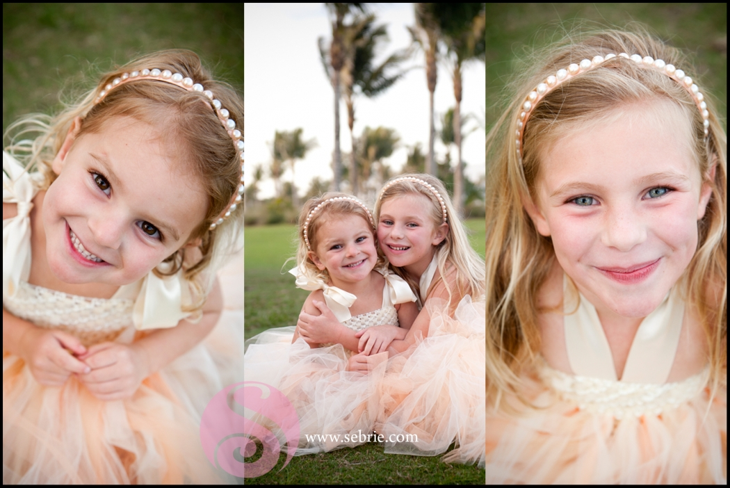 South Seas Resort Family Photography