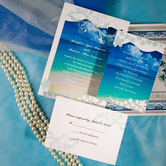 13 Inspirations for your Destination Wedding Invitations Sebrie