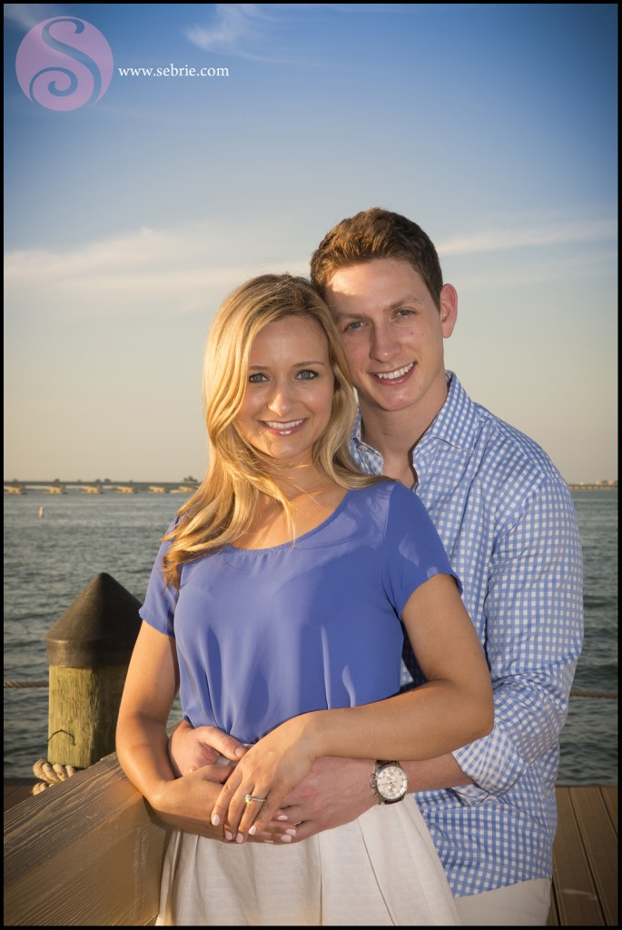 Sanibel Island Beach Engagement Pictures