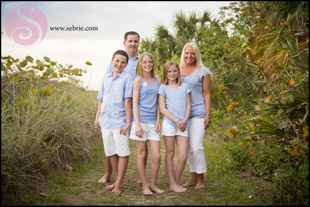 Bowditch Point Park Family Portraits