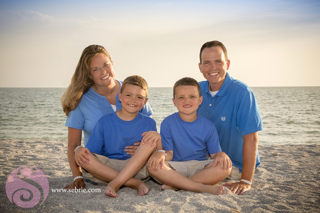 Captiva Island Beach Portraits