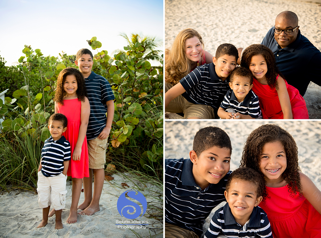 Captiva Family Portraits by Sebrie Images