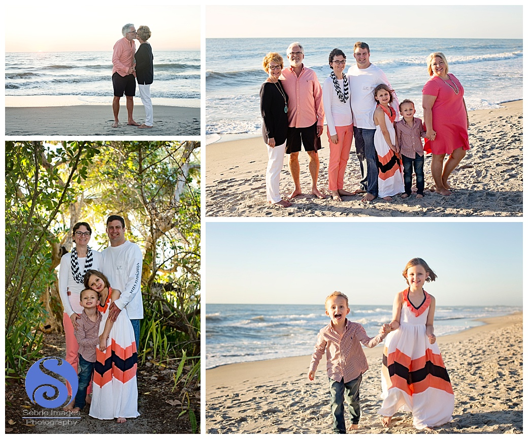 Family Photography Captiva Island Florida Mucky Duck Beach