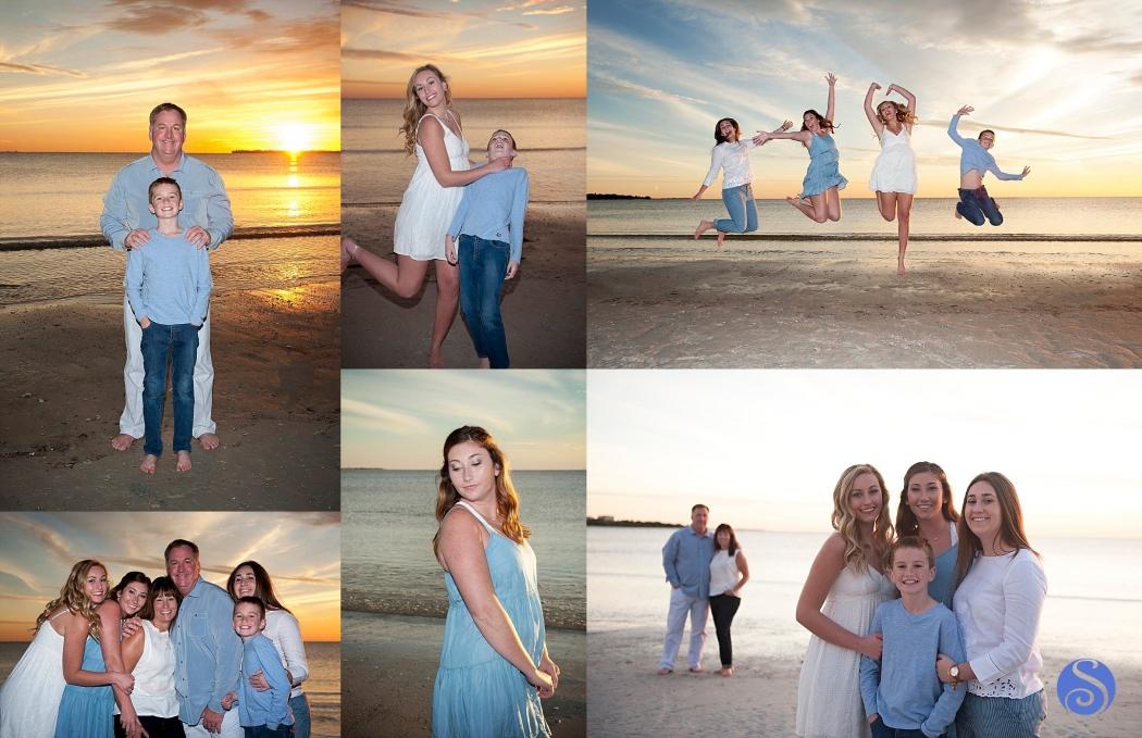 Sanibel Harbour Resort Spa Family Portrait Photography Florida