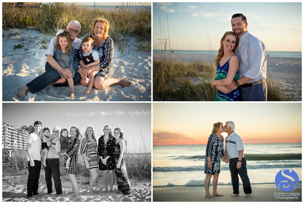 Family Portraits on Marco Island, FL