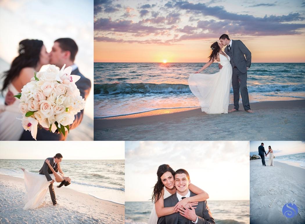 La Playa Beach Resort Wedding Photography Naples Florida