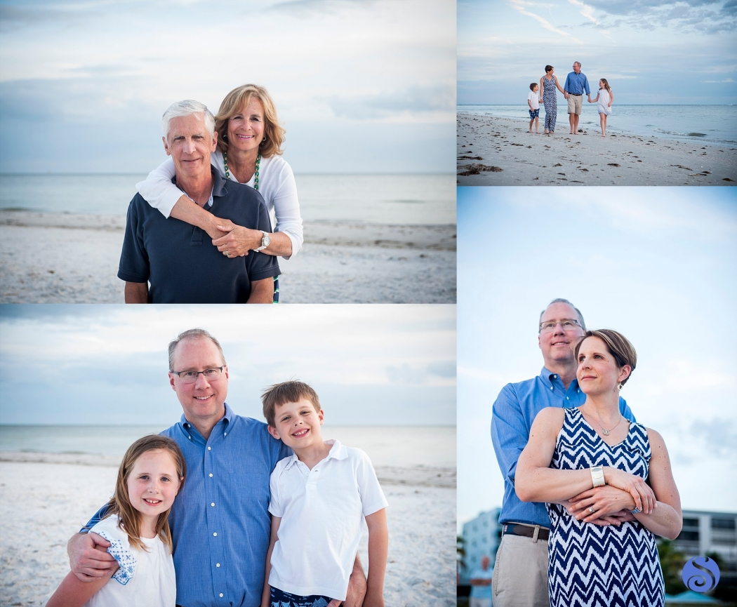 Pink Shell Resort Family Beach Photography Florida